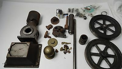 Debolt Machine Perkins upright Hit and Miss Model kit,Miniature hit and miss