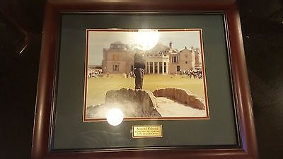 Arnold Palmer Farewell To St. Andrews Professionally Framed Picture 24x 20