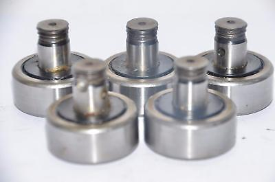 Lot of 5 CF12-1BUU IKO Cam Follower