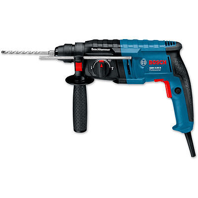 Bosch GBH 2-20D Professional Rotary Hammer Drill with SDS-plus 110v