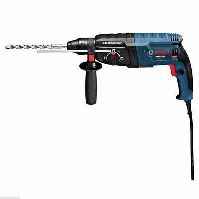 Bosch GBH 2-24D Professional Rotary Hammer Drill with SDS-plus 110v