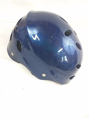 Pro-Tec Ace Water Helmet Size L XL Metallic Blue Excellent condition!