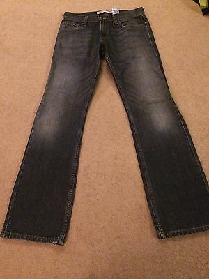 Mens Slim/straight Legged Jeans Size 30W From Levi's