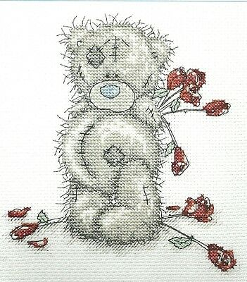 me to you/tatty teddy cross stitch chart only