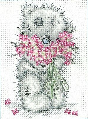 me to you/ tatty teddy cross stitch chart