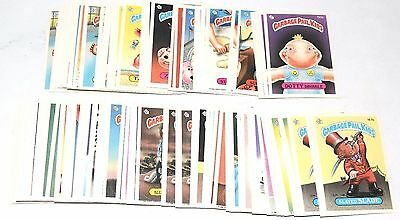 1986 Gpk Garbage Pail Kids Series 4 Mixed Lot Of 137! #167-206 L037