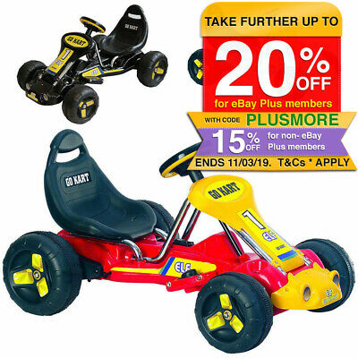 Kids Ride On Electric Go Kart Rechargeable Children Toy/Bike/Car/Racing - 3-7yr