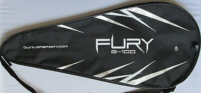 Dunlop Fury G-100 Full Adult Tennis Racket Cover Canvas F6/0814