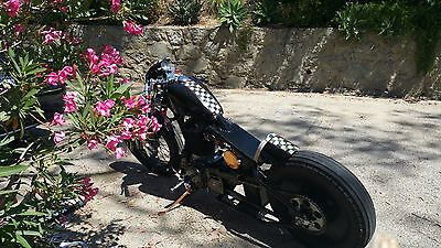 1996 Custom Built Motorcycles ls 650  cafe racer bobber suzuki ls 650 savage