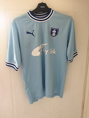 Coventry City Retro Football Shirt