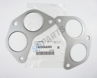 Cylinder Head To Exhaust Manifold Gaskets 14038AA000 Impreza Legacy Forester