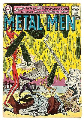Metal Men 1   5th Metal Men