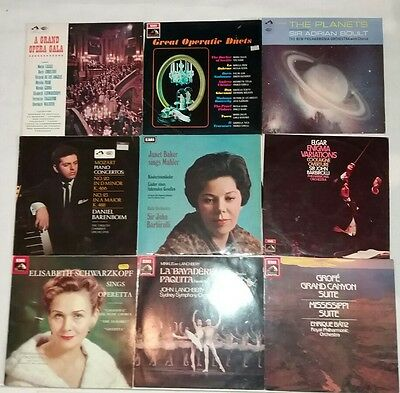 EMI classical record collection A