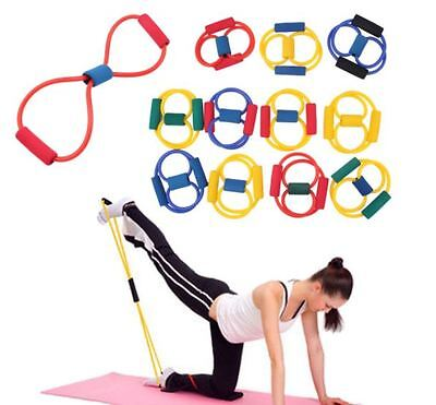 Resistance Training Bands Workout Exercise Yoga, Body Building, Fitness Bands