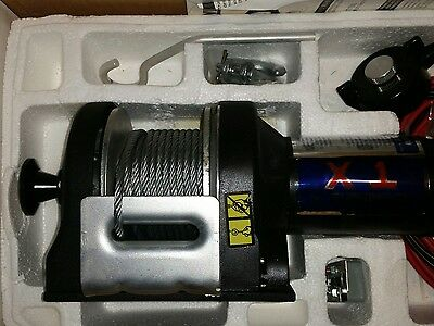 Superwinch X1 1141 12volt winch NIB w/switch and wiring