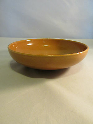 Russel Wright Iroquois China Ripe Apricot Serving Bowl