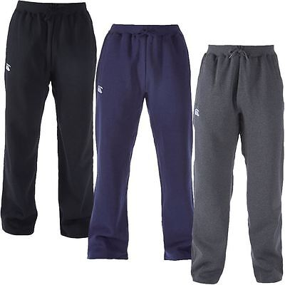 Canterbury 2017 Classic Combination Sweat Pants Mens Sports Tracksuit Bottoms