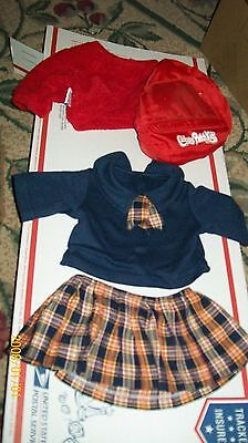 Fits Cabbage Patch Kid Doll Clothes Tru Dolls School Outfit.
