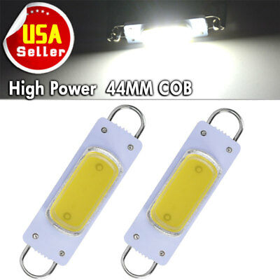10 X White T10 Canbus Error Free 5630 6SMD Wedge LED Interior Dome Light bulbs