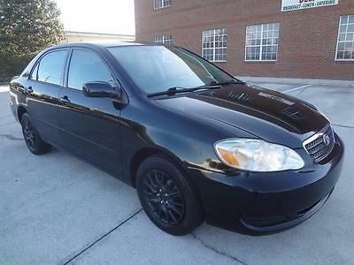 2005 Toyota Corolla CE 2005 TOYOTA COROLLA CE WITH POWER PACKAGE. RUNS & LOOKS NICE. QUALITY. GAS SAVER
