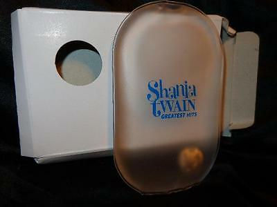 """Shania Twain *4.5"""" Greatest Hits Squishy Toy With Coin & Liquid*New In Box!"""