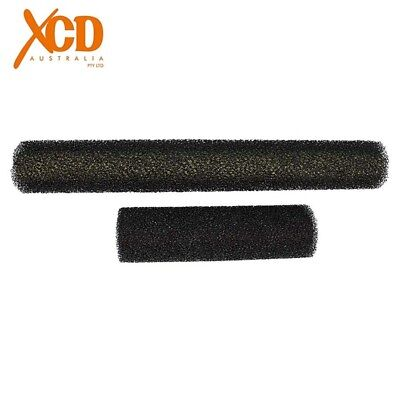 XCD X-Tex Texture Foam Roller Covers 12mm Nap Paint Painting Roller