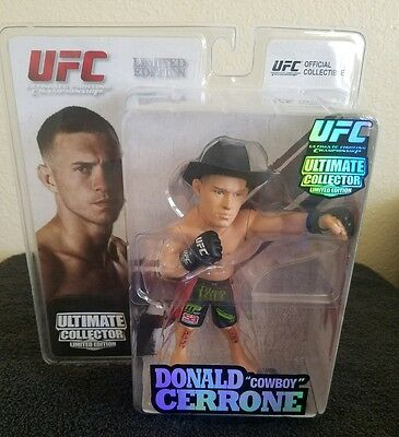 Ufc Ultimate Collector Round 5 Mma Donald Cerrone  Fan Expo Edition