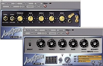 Line 6 Amp Farm 3 TDM Plugin