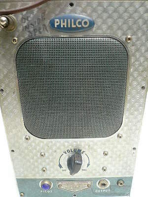 "Vintage Philco 7030 ""Dynamic Tester"" Signal Tracer Instrument .. Powers Up"