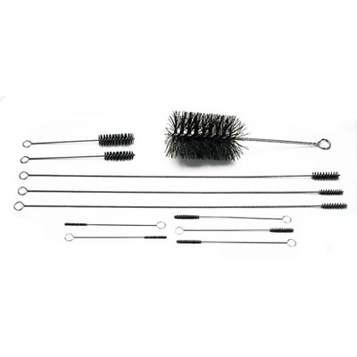 Engine Cleaning Brush Kit Bore Oil Galleries Crank Valve Guides Etc Moroso 61820