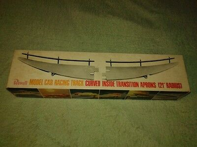 """Revell Curved Inside Transition Aprons, 6 Pairs, NOS, 21"""" Radius, 1/32, R 3616"""
