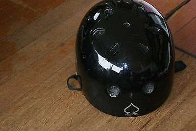 Pro-Tec Black Bike/skating Helmet.sz L57-58Cms.the Classic.age 5+.vguc $69.00