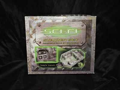 Dwarven Forge Sci Fi Starter Set Master Maze Hand Painted 25mm Game Environment