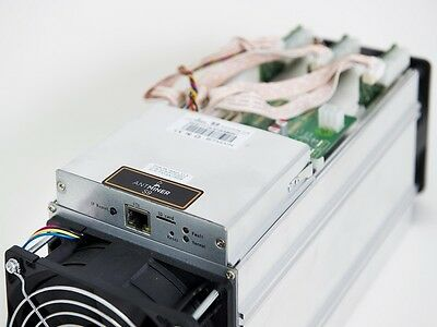 Bitmain Antminer S9-13.5 TH/s Bitcoin Miner Brand New Ships Late July