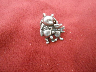 "Disney Pin 68744 Pooh & Piglet Real Friends Walking 3/4"" X 5/8"" Want 7, Trade 1"