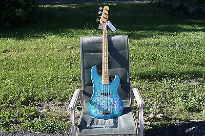 Fender Blue Flower 1969 Floral Tele Telecaster P Bass Paisley Japan N.O.S. '68