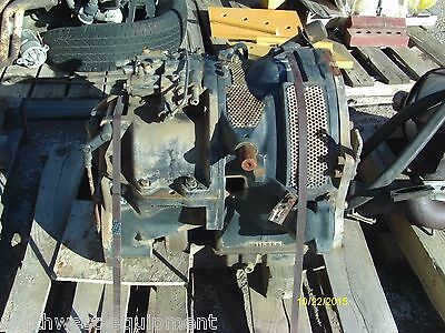 Hyster TRANSMISSION assembly from cushion tired forklift. 109447 148096 115459