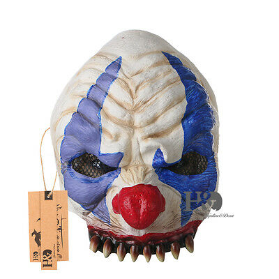 H&D Latex Halloween Mask vampire Face Fancy Party Costume Scary Dress Props
