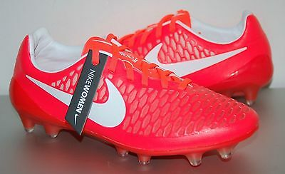 Nike Magista Opus Fg Acc Women Soccer Cleats Size 6 Bright Crimson 744948-600