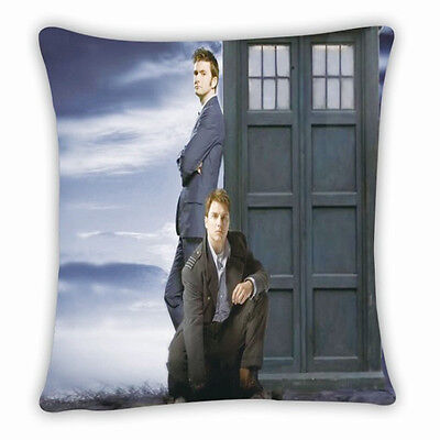 NEW Doctor Who Tardis 11 Throw Pillow Cushion Case Cover For Home Decor NO.16