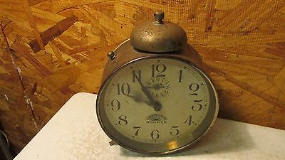 Antique Everbrite Rooster Alarm Clock