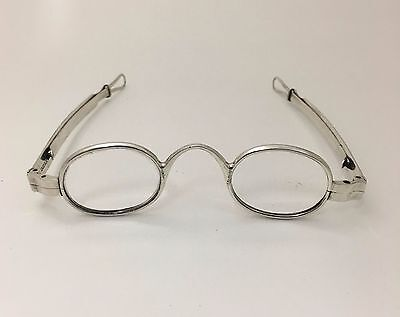 Rare William & Archibald Cooper Louisville Kentucky KY Coin Silver Spectacles