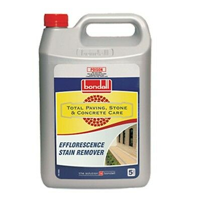 Bondall Efflorescence Stain Remover