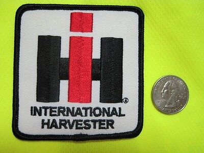 Farm Tractor Patch International Harvester Tractor Ih Look And Buy Now*
