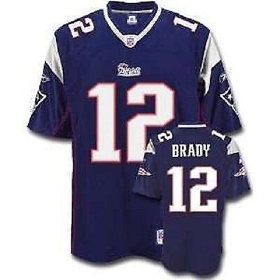 #12 Tom Brady New England Patriots Mensh sizes NFL jersey brand new with tags