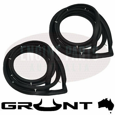 Nissan GQ Patrol / Ford Maverick DA 1987 - 1998 Front Rubber Door Seal kit