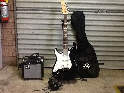 left handed electric guitar