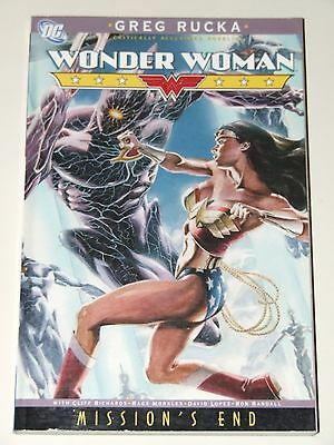 Wonder Woman - Mission's End TPB (2006 DC)