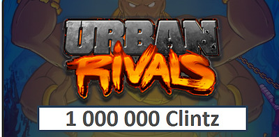 Urban Rivals 1.000.000 clintz