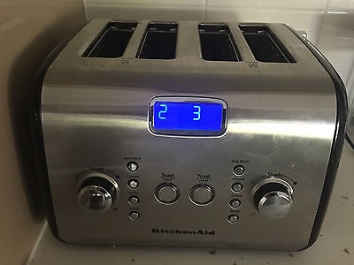 Kitchen Aid 4 Slice Toaster Brand New In The Box